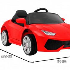 Masinuta electrica Super Speed, rosu