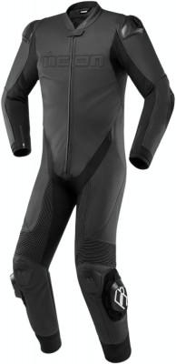 Combinezoane Moto Piele Icon Hypersport Ce Suit Negru marimea 60 Cod Produs: MX_NEW 28011273PE foto