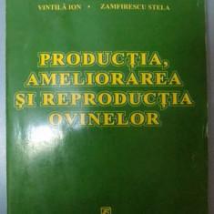 PRODUCTIA AMELIORAREA SI REPRODUCTIA OVINELOR , 1997
