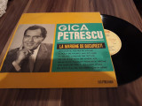 VINIL GICA PETRESCU LA MARGINE DE BUCURESTI EPD 1188 DISC EXCELENTA