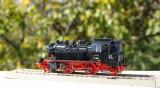 Macheta locomotiva cu abur Liliput BR71 scara H0