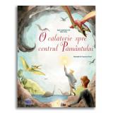 Carte O calatorie spre centrul Pamantului, Editura DPH
