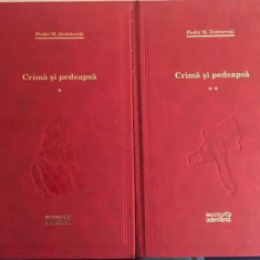 Crima si pedeapsa  F. M. Dostoievski