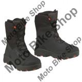 MBS Bocanci/ghete/cizme snowmobil/ATV BRP Ski-Doo Tec+ Rec, negru, marimea 46, Cod Produs: 4442403290SK