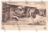 784 - BUCURESTI, Ethnic, Family house, Romania - old postcard - unused