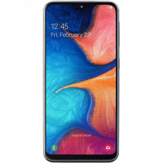 Telefon mobil Samsung Galaxy A20e, Dual SIM, 32GB, 4G, Black, Smartphone, Micro SD, 3 GB