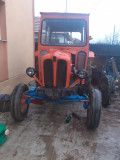 Vand tractor fiat cu plug si semanatoare