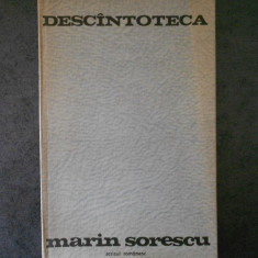 MARIN SORESCU - DESCANTOTECA