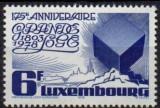 LUXEMBURG 1978, Aniversari -175 de ani - Marea Lojă a Luxemburgului, MNH