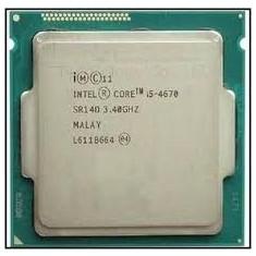 Procesor PC Intel Core Quad i5-4670 3.4Ghz SR14D LGA 1150