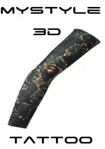 Maneca tatuata MyStyle 3D Print - Imita un tatuaj real 100 - maneca V2