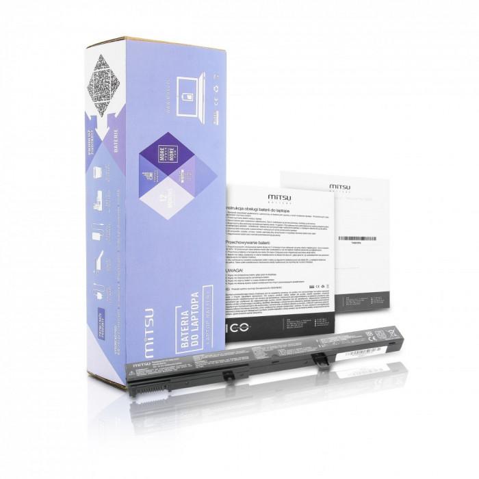 Baterie Laptop - Clasa A - Asus F451CA-VX152D ,2200 mAh (32 Wh),4 cell Li-Ion,14.4,V