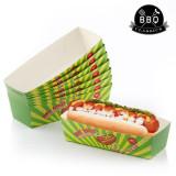Set de Cutii pentru Hotdogi BBQ Classics (Pachet de 8)