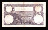 ROMANIA - 100 LEI -  1917 ,  RARA .  STARE FOARTE BUNA !