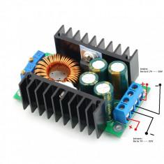 Coborator de tensiune de 12 A coboara din 7-32V pana la 0.8-28V Reglabil