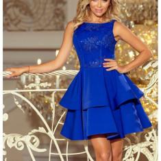 Rochie eleganta albastru royal