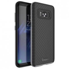 Husa SAMSUNG Galaxy S8 Plus - iPaky Neo Hybrid (Negru)