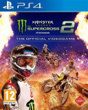 Monster Energy Supercross The Official Videogame 2 Ps4