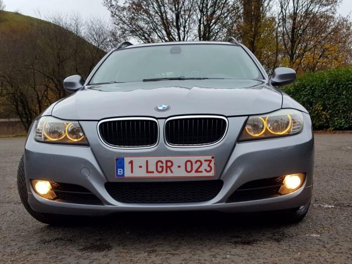 Bmw 318d - facelift - 2009