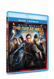 Marele Zid / The Great Wall BLU-RAY 3D + 2D Mania Film