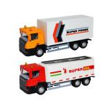 Masina transport marfa/cisterna din metal
