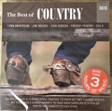 Country - The Best Of 3 Cd