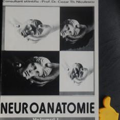 Neuroanatomie Anatomia macroscopica si sectionala Traian Trandafir vol I