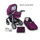 Carucior Kerttu Coral 2019 2 in 1