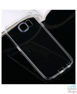 Husa Usams Primary Series Samsung Galaxy S6 Edge G925 Transparenta foto