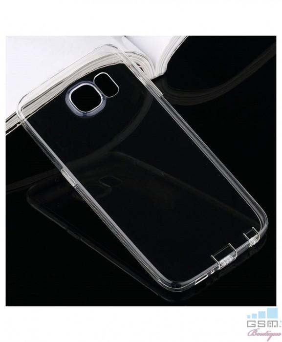Husa Usams Primary Series Samsung Galaxy S6 Edge G925 Transparenta