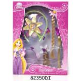 Set accesorii pentru fetite Rapunzel, 3 ani+