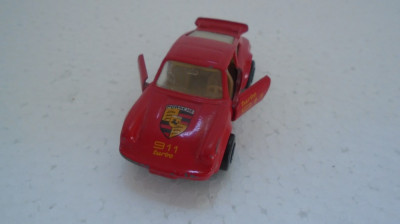 bnk jc Matchbox Porsche Turbo foto
