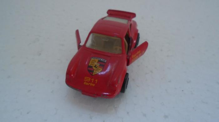 bnk jc Matchbox Porsche Turbo