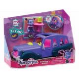 Figurine JP Vampirina®, masina Vampirinei si figurina Vampirina, multicolor, Disney