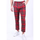 Pantaloni Carouri Jack&Jones Ace Charles Haute Red