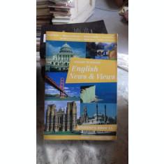 English News & Views Student's Book 11, Rada Balan, Miruna Carianopol