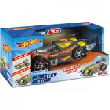 Masinuta cu lumini si sunete Hot Wheels, Monster Action, Scorpedo