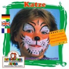 Set pictura fata - pisicuta / Motiv Katze