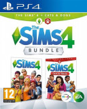 The Sims 4 + Cats & Dogs Ps4
