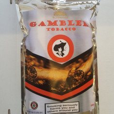 TUTUN GAMBLER 500GR pentru injectat rulat pipat.  4+1 gratis cel mai bun pret