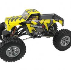 Masina Himoto, Mini Rock Crawler 1:16 4WD 2.4GHz 4CH RTR - Galben
