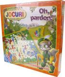 Colectia de Jocuri pentru copii: Oh, pardon 60082, D-Toys