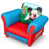 Fotoliu cu cadru din lemn Disney Mickey Mouse, Delta Children
