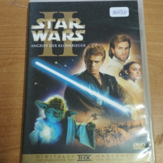 Film DVD Star Wars II Angriff der ... germana #5678