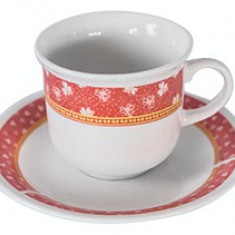 Set cesti cafea si ceai din portelan MN015601 Raki