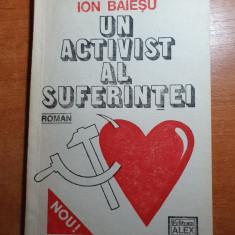 un activist al suferintei - ion baiesu 1991