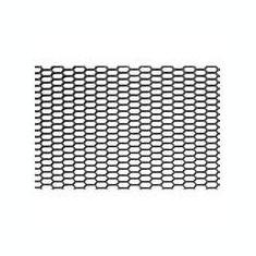Plasa grila spoiler plastic Negru - Hexagon mic 8x18mm - 120x40cm ManiaMall Cars