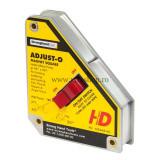 Cumpara ieftin Vinclu Magnetic cu Buton Adjust-O™, Forta 75 kg, Unghi 45°/90°, Strong Hand Tools MSA48-HD