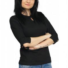 Bluza neagra de dama cu maneca lunga, Heineken