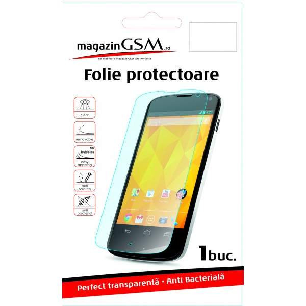 Folie Protectie Display Huawei Y6 2017 Crystal